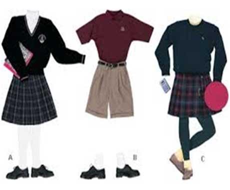 Uniform Manufacturer & Exporter in India, School Uniform